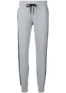 DKNY logo track pants