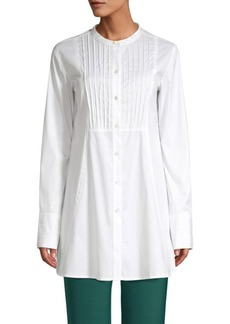 DKNY Long-Sleeve Blouse