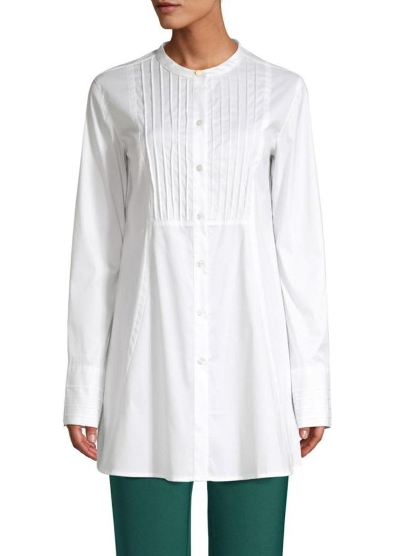 DKNY Long-Sleeve Blouse