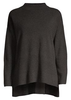 DKNY Long-Sleeve Wool-Blend Sweater
