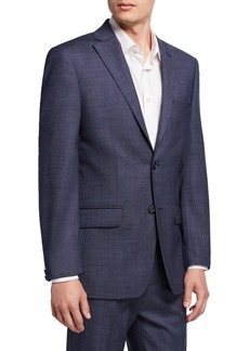 DKNY Men's Slim-Fit Wool Suit