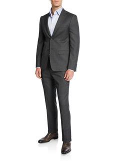 DKNY Men's Two-Piece Wool Suit