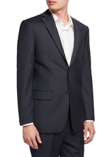 DKNY Men's Wool Slim-Fit Suit