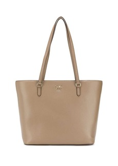 DKNY monogram leather tote