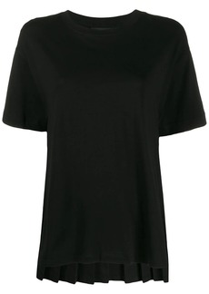 DKNY oversized crew neck T-shirt