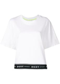 DKNY oversized logo T-shirt