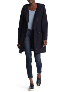 DKNY Packable Hood Coat