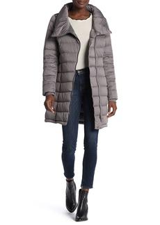 DKNY Packable Hood Down Coat