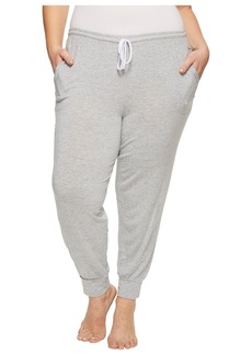 DKNY Plus Size Lounge Jogger Pants