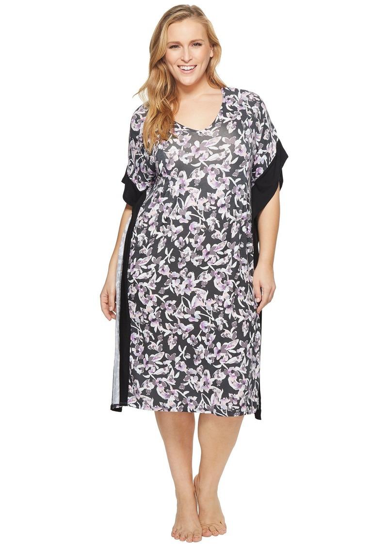 DKNY Plus Size Dresses