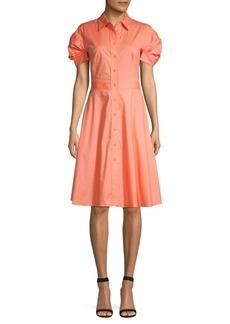 DKNY Princess Sleeve Shirtdress