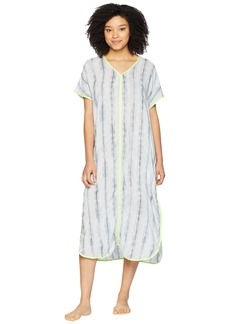 DKNY Printed Maxi Sleepshirt