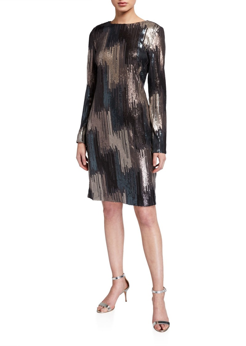 DKNY Sequin Dress