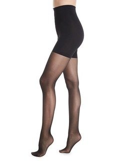 DKNY Sheer Satin Ultimate Toner Tights