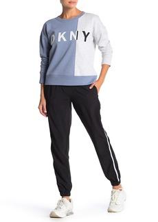 DKNY Side Stripe Joggers