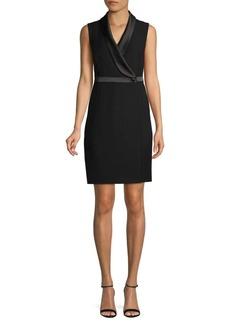 DKNY Sleeveless Mini Dress