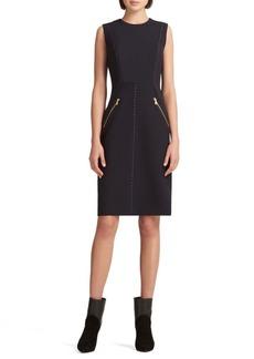 DKNY Sleeveless Sheath Dress