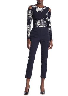 DKNY Slim Ankle Stretch Pants