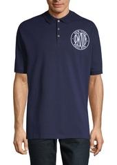 DKNY Slim-Fit Short-Sleeve Polo