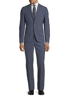 DKNY Slim-Fit Wool Two-Piece Suit