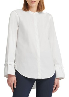DKNY Split-Cuff Button-Down Shirt