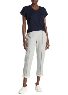 DKNY Straight Leg Crop Pants