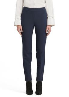 DKNY Straight-Leg Side Zip Pants