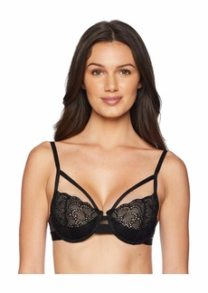 DKNY Superior Lace 1/2 Cup Lace