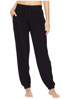 DKNY Sweater Jersey Jogger Pants
