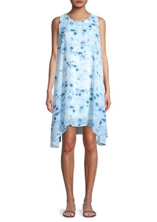 DKNY Tie-Dye Shift Dress