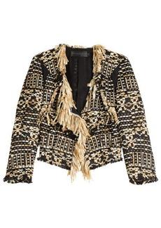 DKNY Tweed Jacket