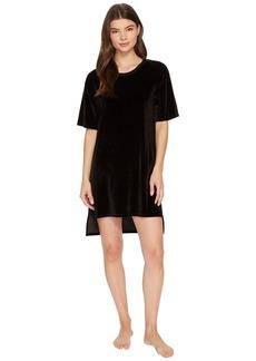 DKNY Velour Sleepshirt