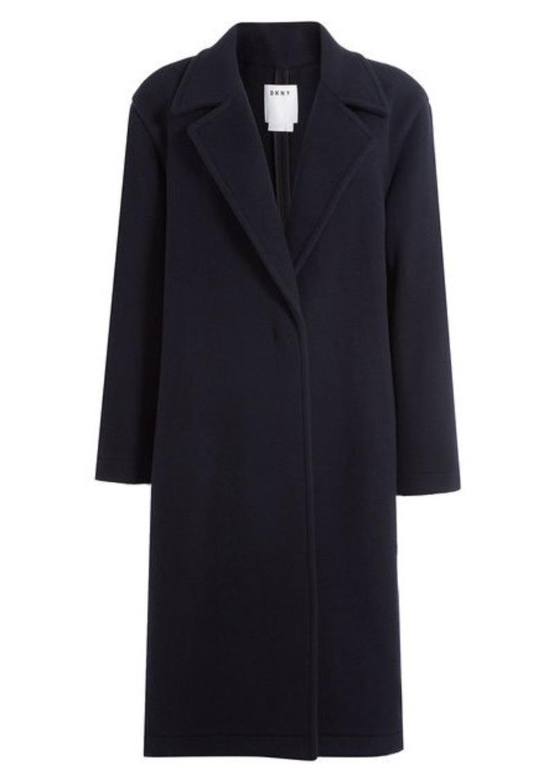 DKNY Wool Coat