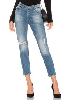 DL 1961 Bella Cropped Jean