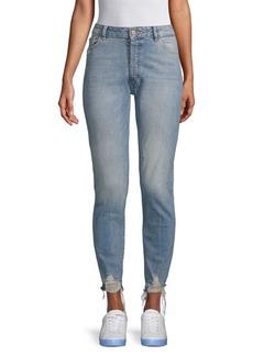 DL 1961 Bella Vintage High-Rise Jeans