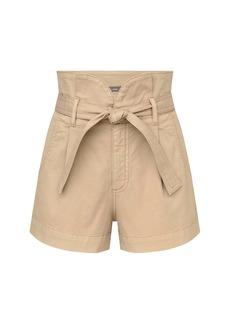 DL 1961 Camile Belted Shorts