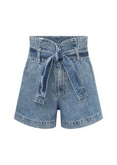 DL 1961 Camile Paperbag Shorts