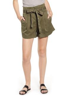 DL 1961 Camile Waist Tie Shorts