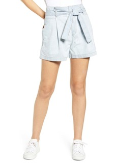 DL 1961 Camille Paperbag Waist Denim Shorts (Mendocino)