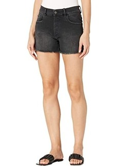 DL 1961 Cecilia Shorts Classic in Nightwatch Washed