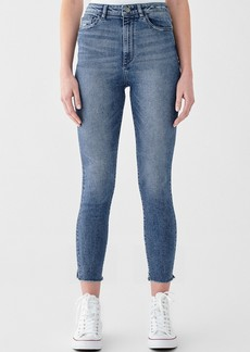 DL 1961 Chrissy Skinny Ankle Jeans