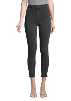 DL 1961 Chrissy Ultra High-Rise Skinny Jeans