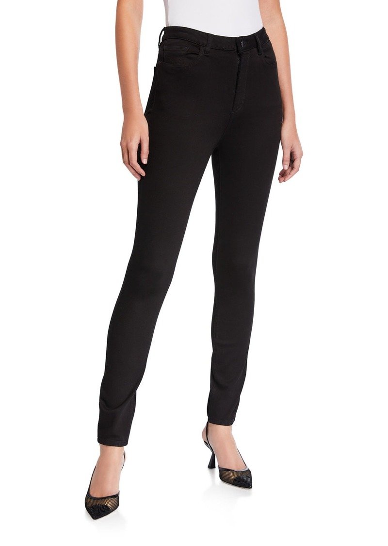 DL 1961 Chrissy Ultra High Rise Skinny Jeans