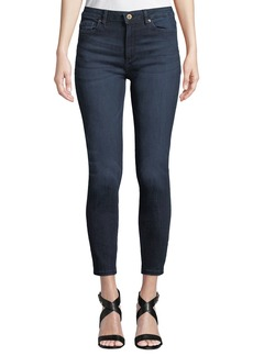 DL 1961 Chrissy Whiskered Skinny Jeans