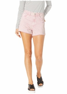 DL 1961 Cleo High-Rise Shorts
