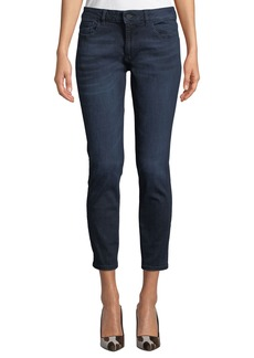 DL 1961 Coco Whiskered Skinny Jeans