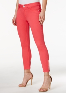 Dl 1961 Florence Instasculpt Calla Wash Cropped Skinny Jeans