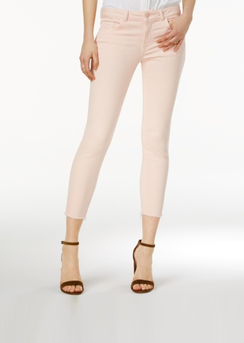09a3ad7e936 SALE! DL 1961 DL1961 Florence Crop Mid Rise Instascuplt Skinny Jeans