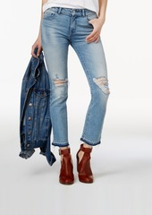Dl 1961 Mara Ripped Released-Hem Jeans