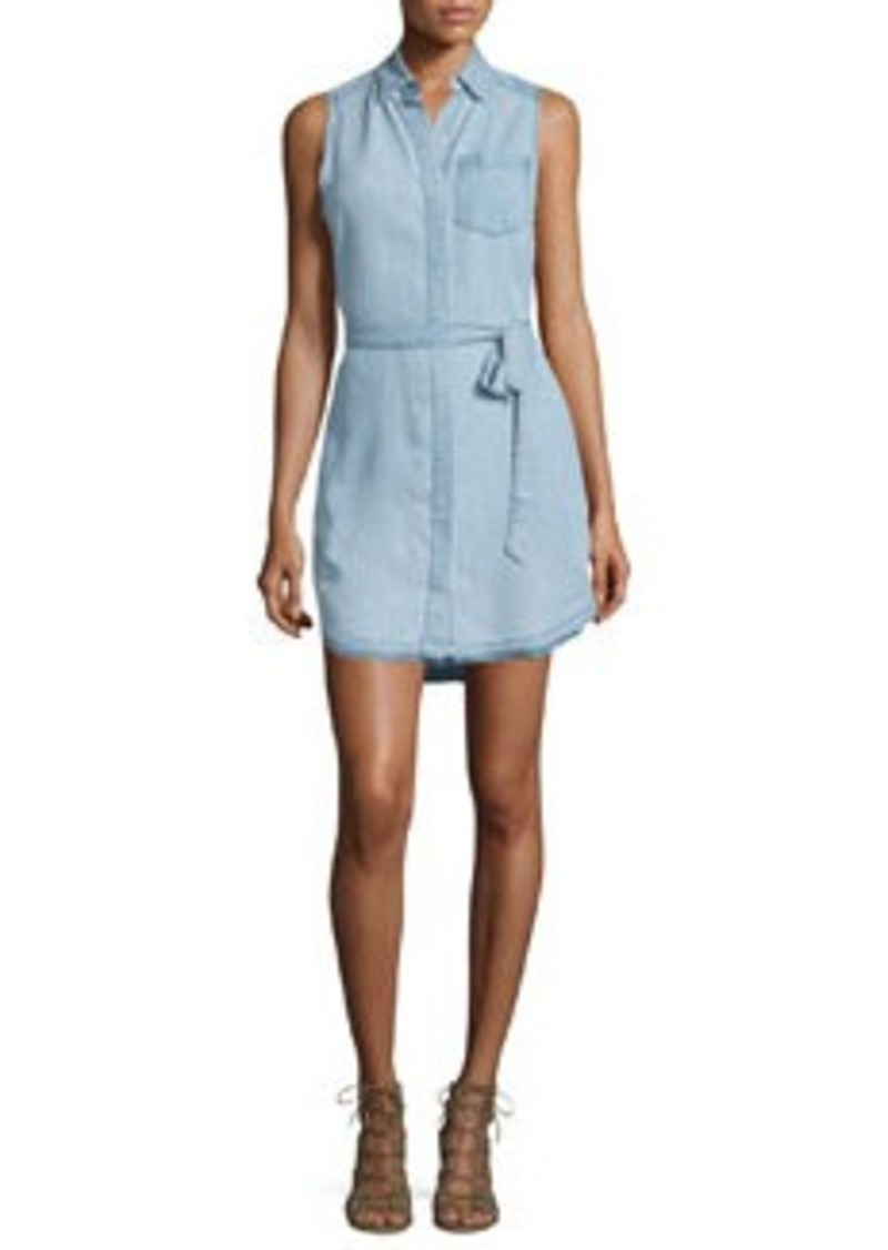 DL 1961 DL1961 Premium Denim Crosby & Broome Chambray Shirtdress